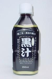 ミツレ 黒汁  容量 350ml